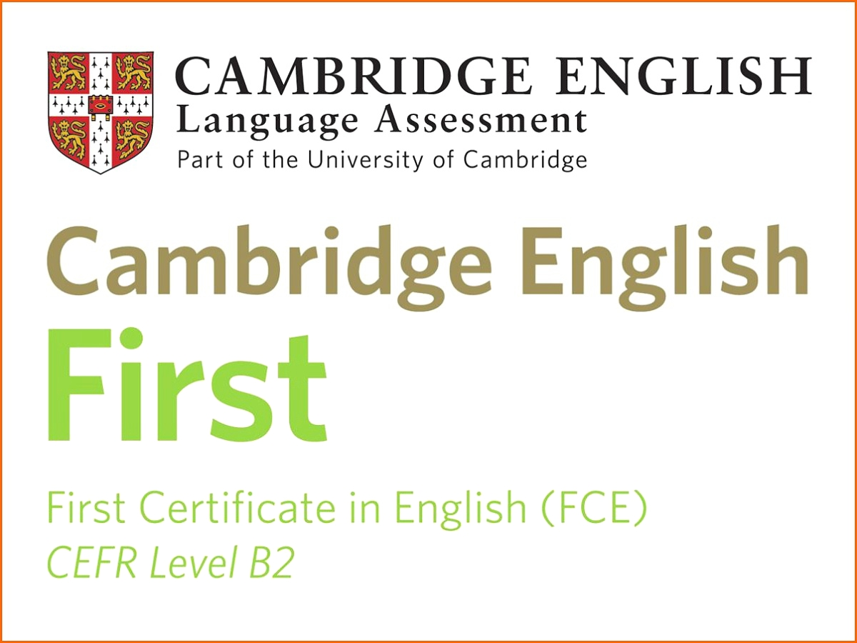 Cambridge First Certificate