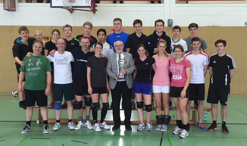 Volleyball-Teams 2014